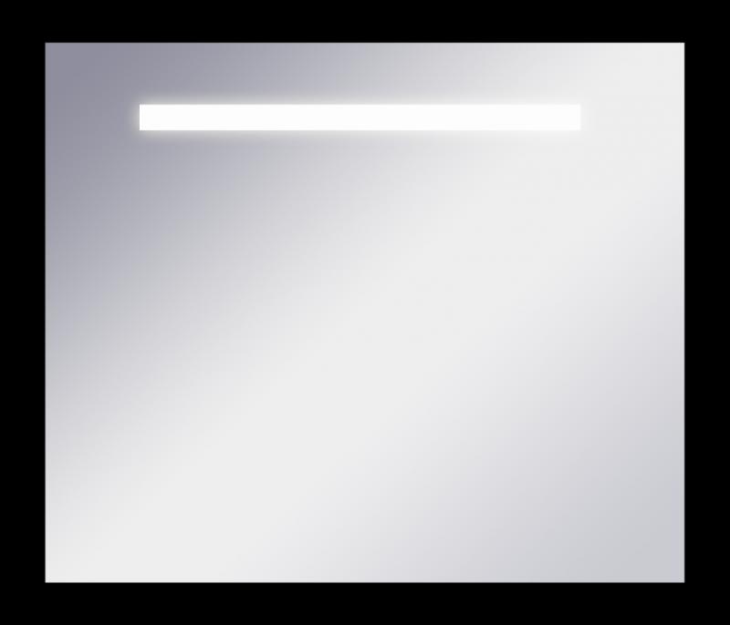 Fondo 700х600 ХромМебель для ванной<br>Dubiel Vitrum Fondo 700х600  серебряное зеркало для ванной комнаты. В алюминиевом корпусе, с системой защиты IP54 - от пыли и водяных брызг, с LED подсветкой-планкой.<br>