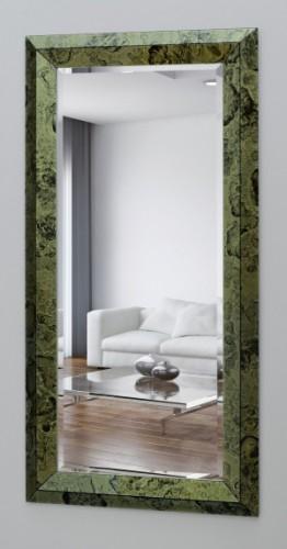Spectum Ancona Perla 570х940  Жемчужно-зеленоеМебель для ванной<br>Dubiel Vitrum Spectum Ancona Perla 570х940 зеркало для ванной комнаты в декоративной античной жемчужно-зелёной зеркальной раме.<br>