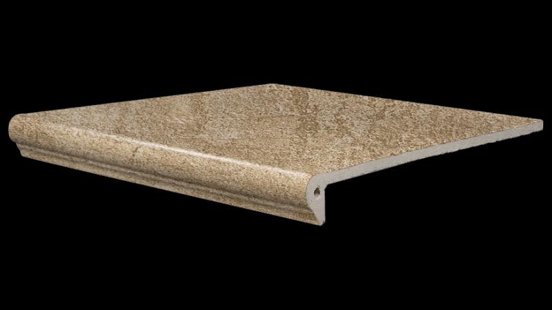 Ступень фронтальная SDS Bremen Florentiner-Stufe Sand 31х32 см стоимость