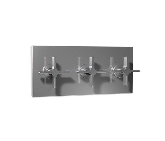 HOBA1050 INX (Матовый никель)Смесители<br>Смеситель для ванны/душа WATERBLADE HOBA1050 INX встраиваемый в стену. Цвет: матовый никель.<br>