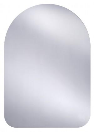 Molino 500x700 ХромМебель для ванной<br>Dubiel Vitrum Molino 500x700 серебряное зеркало для ванной комнаты. <br>Без рамы, с полукруглым верхом.<br>