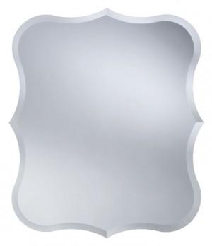 Hera 560х650 ХромМебель для ванной<br>Dubiel Vitrum Hera 560х650 серебряное зеркало для ванной комнаты, без рамы. С креплениями для вертикального или горизонтального размещения.<br>