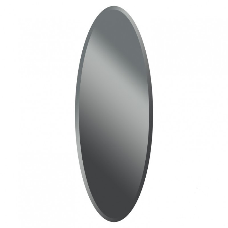 Owal MF 400х1200 ХромМебель для ванной<br>Dubiel Vitrum  Owal MF 400х1200 серебряное зеркало без рамы для ванной комнаты.<br>