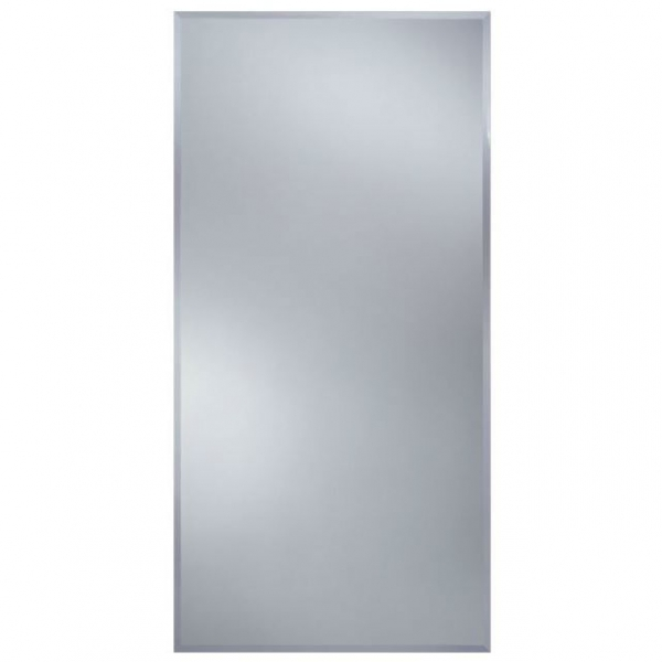 Prostokat F 600х1200 ХромМебель для ванной<br>Dubiel Vitrum Prostokat F 600х1200  прямоугольное серебряное зеркало для ванной комнаты.<br>Без рамы.<br>