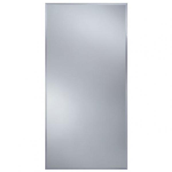 Prostokat F 400х1000 ХромМебель для ванной<br>Dubiel Vitrum  Prostokat F 400х1000 серебряное прямоугольное зеркало для ванной комнаты. Без рамы.<br>