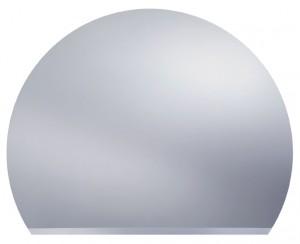 Ksiezyc 460x360 ХромМебель для ванной<br>Dubiel Vitrum Ksiezyc 460x360 серебряное зеркало для ванной комнаты. <br>Встроенные крепления (крюки) приклеены к задней стороне зеркала.<br>