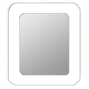 Fun  400х450 ЗеленоеМебель для ванной<br>Dubiel Vitrum Fun--zi 400х450 серебряное<br>зеркало для ванной комнаты. с окантовкой разных цветов в виде печатного изображения. Печать нанесена прямо на стекло с помощью ультрафиолета. Крепления (крюки) прикреплены к обратной стороне зеркала так, что зеркало может подвешиваться вертикально или горизонтально.<br>
