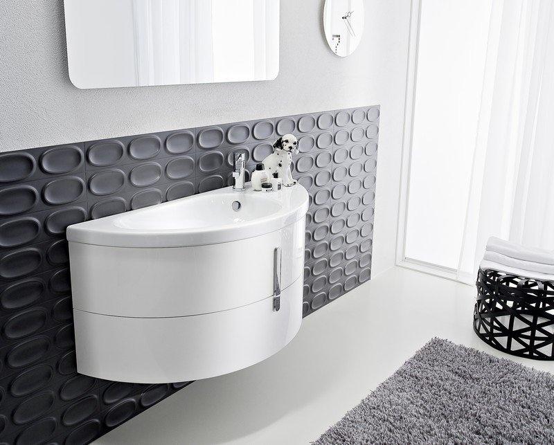 Moon 950 Rovere GrigioМебель для ванной<br><br>