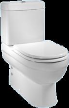 Vitroya VT360 БелыйУнитазы<br>Creavit Vitroya VT360 унитаз с функцией биде,  с горизонтальным/вертикальным выпуском. Изделие имеет антибактериальное покрытие. <br>Крепежный комплект поставляется вместе с унитазом.<br>Бачок и крышка-сиденье приобретаются отдельно.<br>