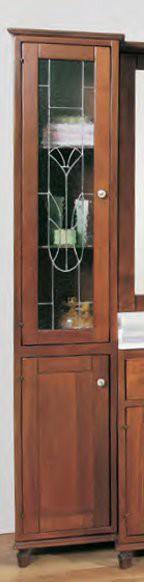 Star 40 PatinatoМебель для ванной<br>Шкаф-пенал Cezares Star 40 с двумя распашными дверцами.<br>