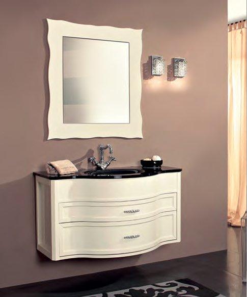 Rondo RO/02SB.01 FrassinatoМебель для ванной<br>Тумба под раковину Cezares Rondo с двумя выдвижными  ящиками.<br>