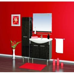 Джулия - 65 прямая Краколет ЗеленаяМебель для ванной<br>Тумба с раковиной Misty Джулия - 65 краколет. Цвет зеленый.<br>