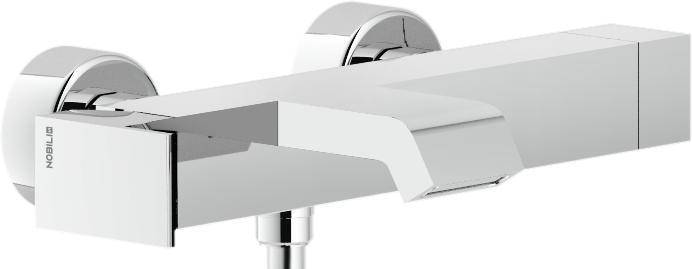 Смеситель для ванны Nobili Ray RY00110/1CR Хром