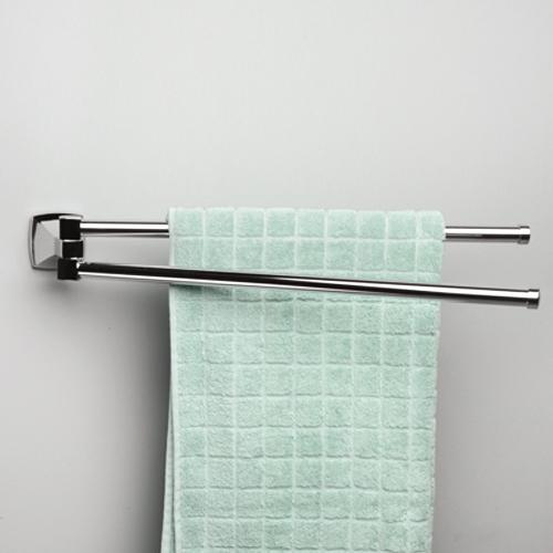 Wern K-2531 ХромАксессуары для ванной<br>Держатель полотенец Wern К-2531. Хромоникелевое покрытие, устойчивое к потускнению, легко очищается и придает аксессуарам зеркальный блеск.<br>