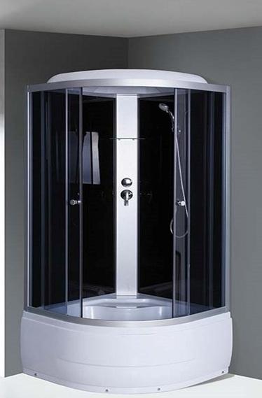AJ-1729 Без гидромассажаДушевые кабины<br>Душевая кабина Aqua Joy AJ-1729.  В комплектацию входит: Верхний и ручной душ, смеситель горячей и холодной воды, полка, зеркало.<br>