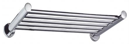 Т5 500х300  4 перекладиныПолотенцесушители<br>Полотенцесушитель-полка Домотерм T5 32/20 П4  выполнен в форме горизонтальной лесенки, которая позволяет не только существенно экономить пространство помещения, но и качественно просушивать объемные вещи. Мощность: 40 Вт.<br>