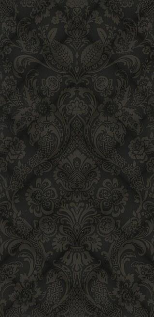 Керамическая плитка Kerama Marazzi Даниэли черный структура обрезной настенная 30х60 см стоимость