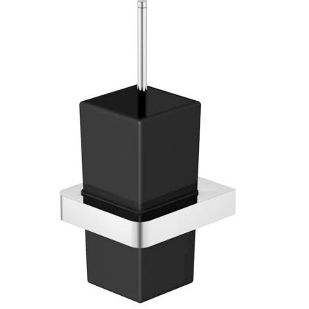 420 2902 Черный/хромАксессуары для ванной<br>Ёршик для унитаза Steinberg 420 2902. Цвет черный/хром.<br>
