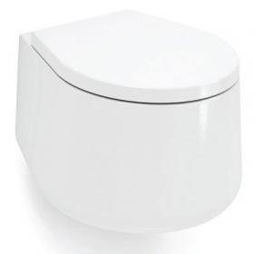 8054 БелыйУнитазы<br>Унитаз Disegno Creamica Catino 8054 с горизонтальным выходом (крепление в комплекте). Крышка-сиденье приобретается отдельно.<br>