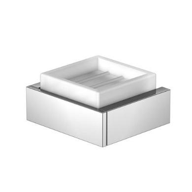 460 2201 белая/хромАксессуары для ванной<br>Мыльница Steinberg 460 2201. Цвет белый/хром.<br>