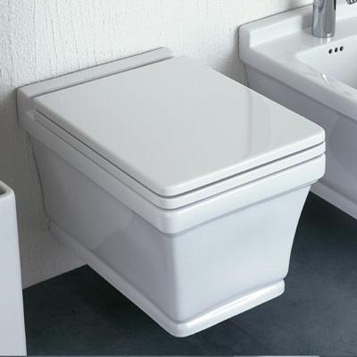 7055 БелыйУнитазы<br>Унитаз Disegno Ceramica Neo 7055 подвесной, крепление в комплекте. Сиденье с микролифтом приобретается отдельно.<br>