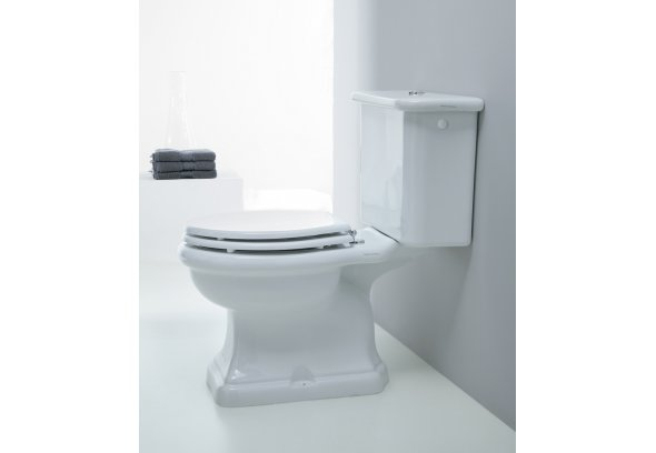 7006 БелыйУнитазы<br>Унитаз-Компакт Designo Ceramica Paolina 7006 (без бачка) с горизонтальным выходом. Бачок и сиденье с микролифтом приобретаетс отдельно.<br>