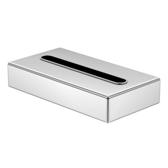 650 3100 ХромАксессуары для ванной<br>Короб для салфеток Steinberg 650 3100. Цвет хром.<br>