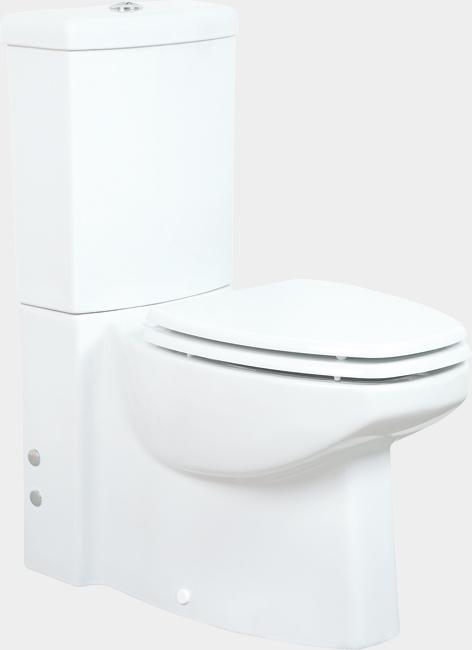 Унитаз Creavit Spark SA311 Белый
