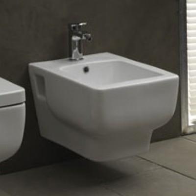 6026/1 БелоеБиде<br>Биде Disegno Ceramica Touch 2 6026/1 подвесное,(крепление в комплекте).<br>