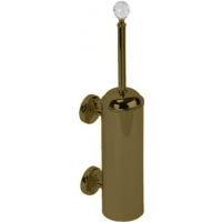 Amerida Swarovski ML.AMR-60.403 DO (золото)Аксессуары для ванной<br>Ершик настенный  Migliore Amerida Swarovski ML.AMR-60.403 DO. Цвет золото.<br>