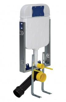GR5001 Нержавеющая стальИнсталляции<br>Инсталляция для подвесного унитаза Creavit GR5001. В комплекте поставки: инсталляция, бачок, крепеж.<br>