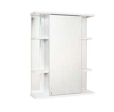 Карина 55.00 У БелыйМебель для ванной<br>Зеркальный шкаф Onika Карина 55.00 У, без подсветки.<br>