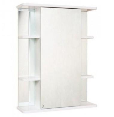 Глория 60 У БелыйМебель для ванной<br>Зеркальный шкаф Onika Глория 60 У,  без подсветки.<br>