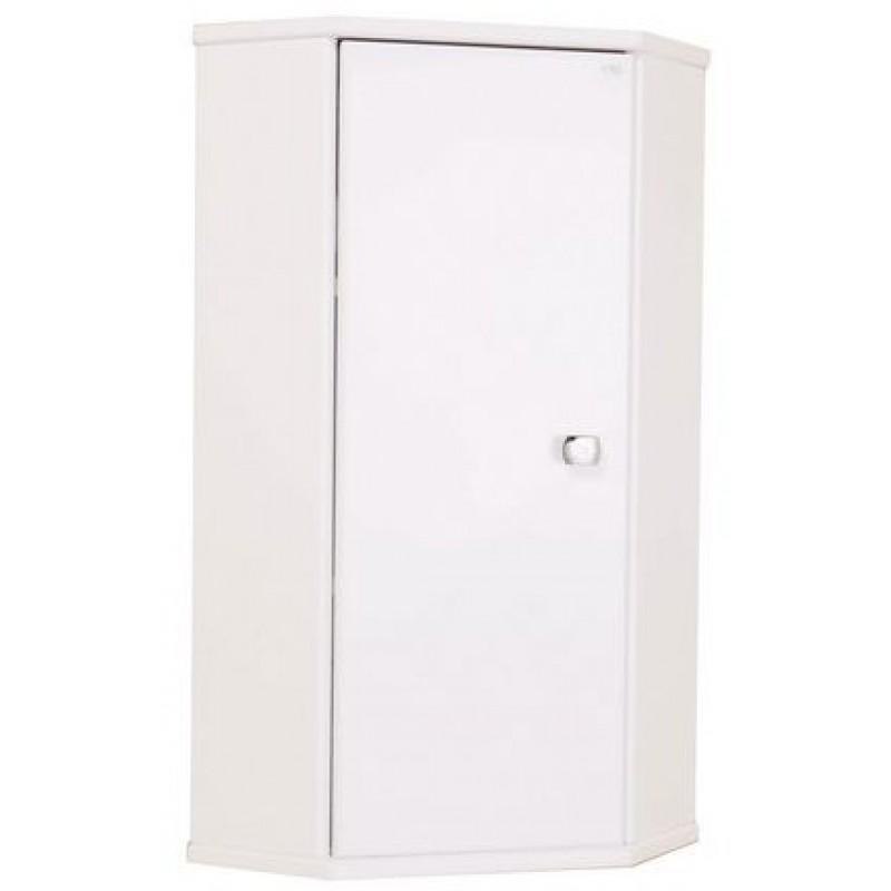 Модерн 34.15У БелыйМебель для ванной<br>Зеркальный шкаф угловой Onika Модерн 34.15У.<br>