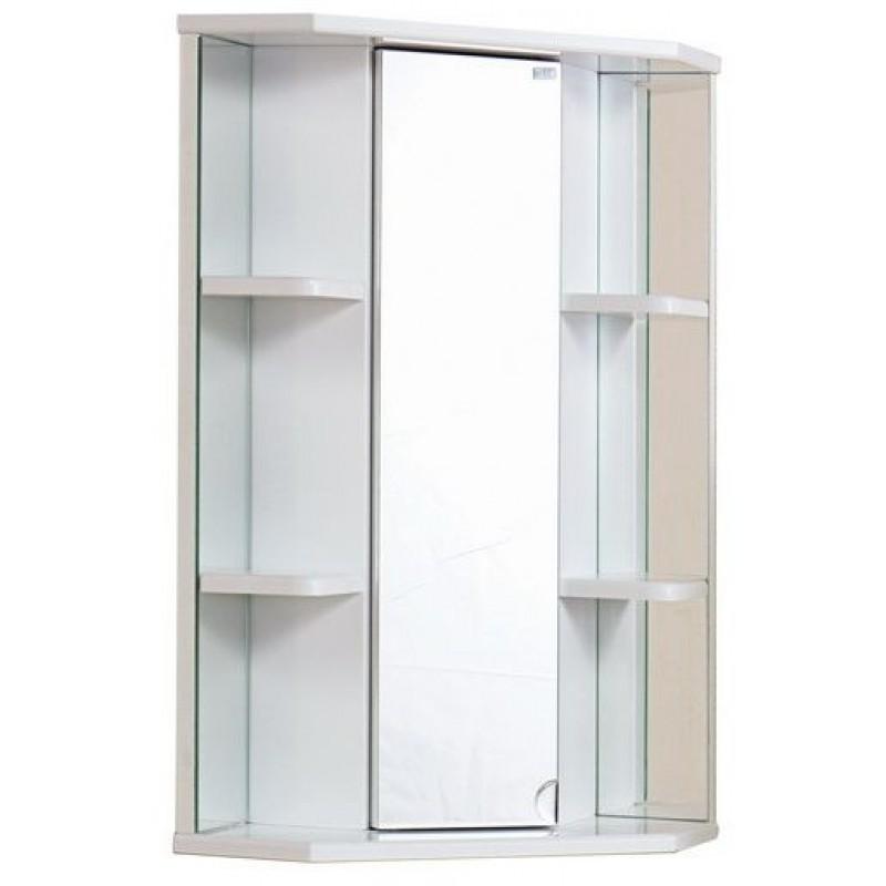 Кредо 35У БелыйМебель для ванной<br>Зеркальный шкаф угловой Onika Кредо 35У.<br>