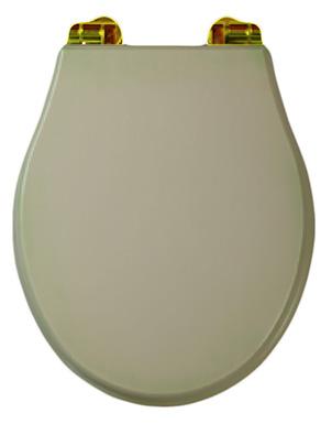 Impero ML.IMP-26.210.DV CR (хром)Комплектующие<br>Крышка-сиденье для унитаза Migliore Impero ML.IMP-26.210.DV CR с системой Microlift. Цвет Decape Verde, петли цвета хром.<br>