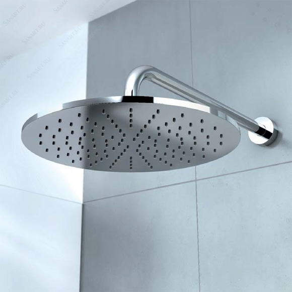 Ideal Rain B9443AA ХромВерхние души<br>Верхний душ Ideal Standart  Rain B9443AA. Высота- 590 мм, диаметр лейки- 300 мм.<br>