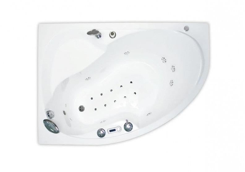 Акриловая ванна Радомир Амелия - фото