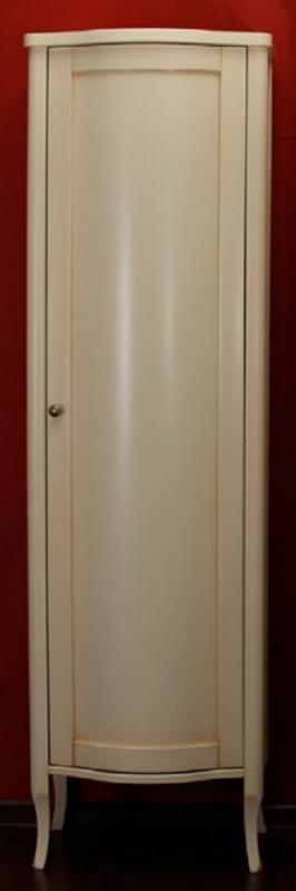 Bella ML.BLL-VE450 DR (decape rosa)Мебель для ванной<br>Витрина с глухой дверцей Migliore Bella ML.BLL-VE450 DR. Цвет  decape rosa (розовая патина).<br>