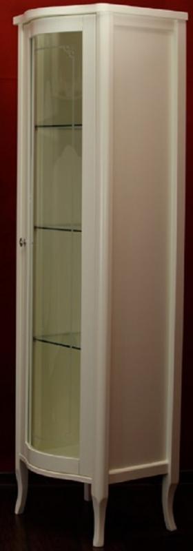 Bella ML.BLL-VT451 NC (Noce)Мебель для ванной<br>Витрина со стеклянной дверцей Migliore Bella ML.BLL-VT451 NC. Цвет  Noce (орех).<br>
