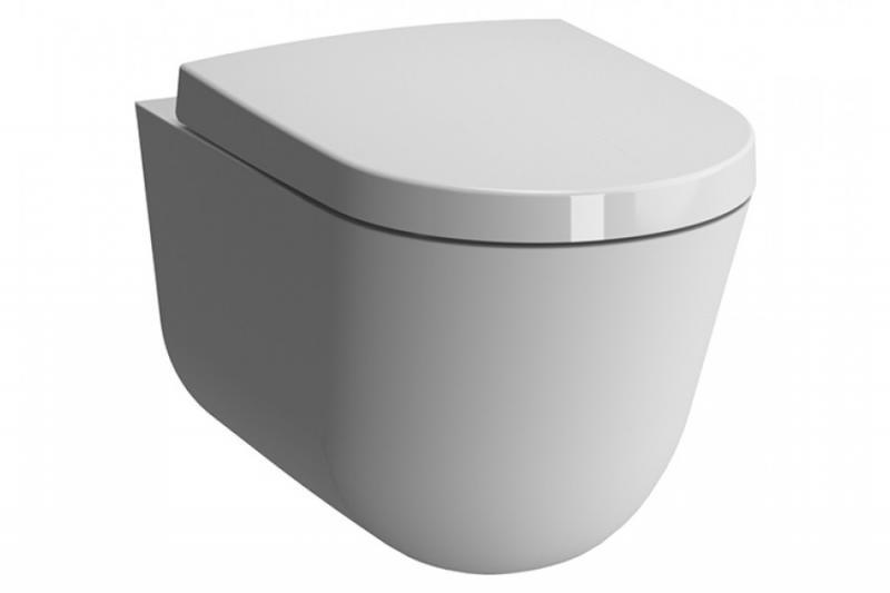 Mondo 5693B003-0075 БелыйУнитазы<br>Унитаз подвесной Mondo 5693B003-0075. Без боковых отверстий. Крышка-сиденье приобретается отдельно.<br>