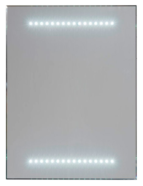 Зеркало LED-04 600х800 С подсветкойМебель для ванной<br>Зеркало  Aquanet LED-04 с внутренней LED подсветкой. Комплектация: тип освещения – LED, включение/выключение инфракрасный сенсорный выключатель IR.<br>