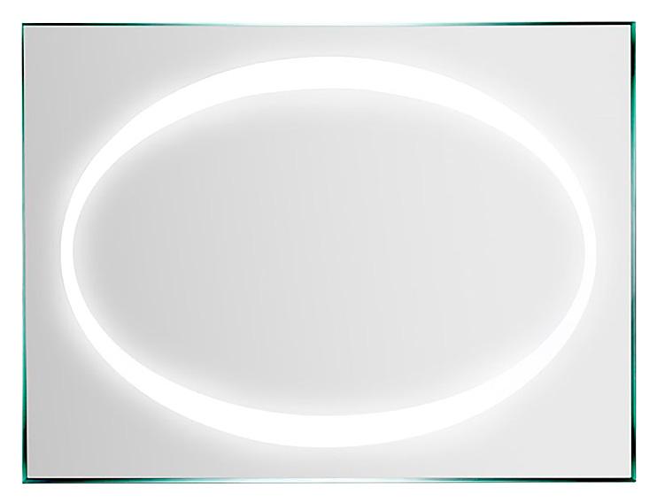 Tone TH-R-40  800х600 С подсветкойМебель для ванной<br>Зеркало Aquanet TH-R с внутренней LED подсветкой. Комплектация: тип освещения – LED, включение/выключение инфракрасный сенсорный выключатель IR.<br>
