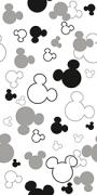 Disney Ears Black 30�60 ���������