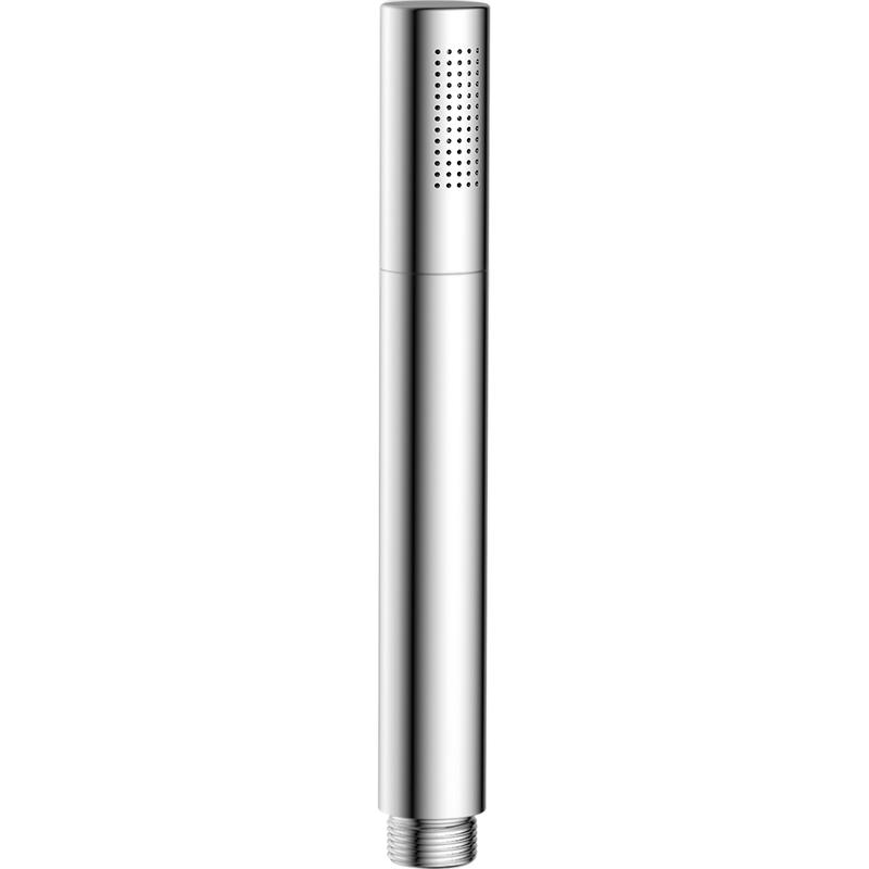 Carin CAR-D1C-CRM ХромДушевые гарнитуры<br>Однорежимная душевая лейка BelBagno Carin CAR-D1C-CRM круглая.<br>Покрытие: хром.<br>Материал: пластик ABS.<br>Высота: 19,6 см.<br>Диаметр: 2,5 см.<br>Стандарт подключения: G1/2.<br><br>В комплекте поставки:<br>душевая лейка.<br><br>