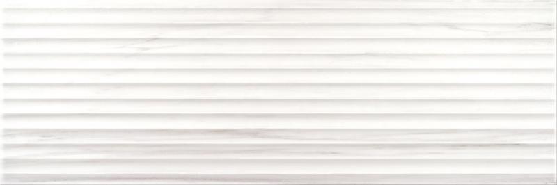 Керамическая плитка Mei Artistic Way White Structure O-ARS-WTU052 настенная 25х75 см