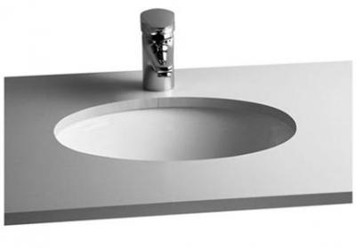 S20 6031B003-0012 БелыйРаковины<br>Раковина встраиваемая снизу S20 6031B003-0012 без отверстия под смеситель.<br>