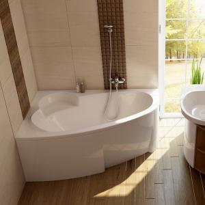 Asymmetric 150x100 RВанны<br>Ванна акриловая Ravak Asymmetric 150X100 L C451000000 правая. Цвет белый.<br>