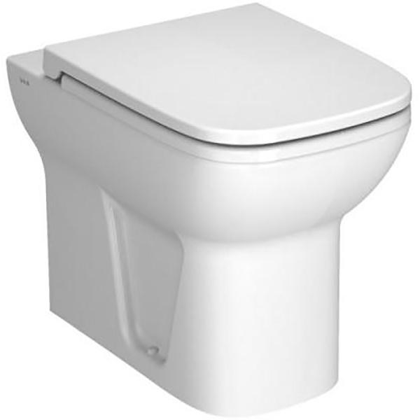 S20 5520B003-0075 без сиденьяУнитазы<br>Унитаз Vitra S20 5520B003-0075.<br>Износостойкая и технологичная модель унитаза с современным дизайном.<br>Особенности: <br>Низкий уровень шума благодаря механизму нижней подачи воды, <br>Повышенная прочность изделия: унитаз выдерживает нагрузку до 600 кг и отличается ударостойкостью, <br>Унитаз изготовлен из сантехнического фарфора. Этот материал не впитывает грязь и сохраняет белизну долгие годы.<br>В комплекте поставки: <br>Чаша унитаза.<br>
