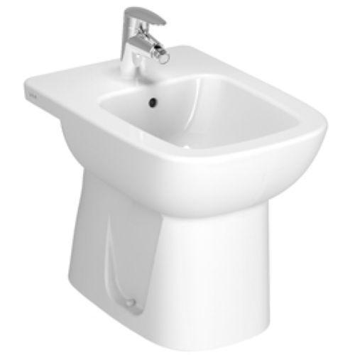 S20 5519B003-0288 напольное БелоеБиде<br>Биде Vitra S20 5519B003-0288 напольное.<br>Современный дизайн изделия прекрасно впишется в интерьер любой ванной комнаты.<br>Материал: санфарфор толщиной 18 мм, не впитывающий грязь.<br>Одно отверстие под смеситель.<br>Слив-перелив.<br>